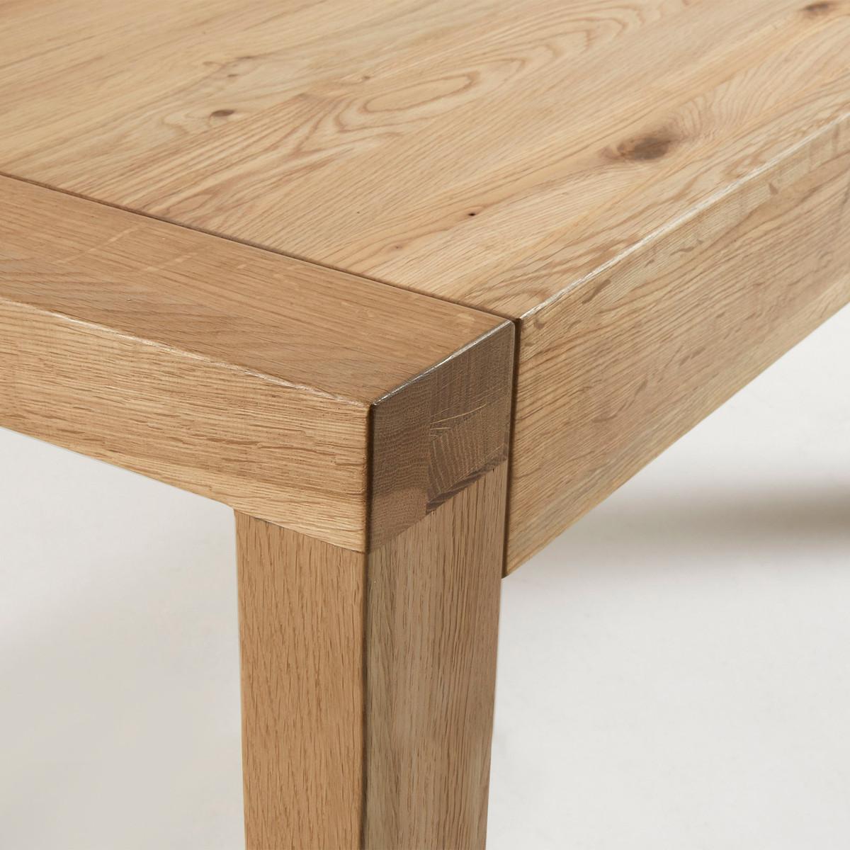 Extensible Naturel Naturel Table Chêne Chêne Ase Table Ase Extensible Table Nwmn0v8O