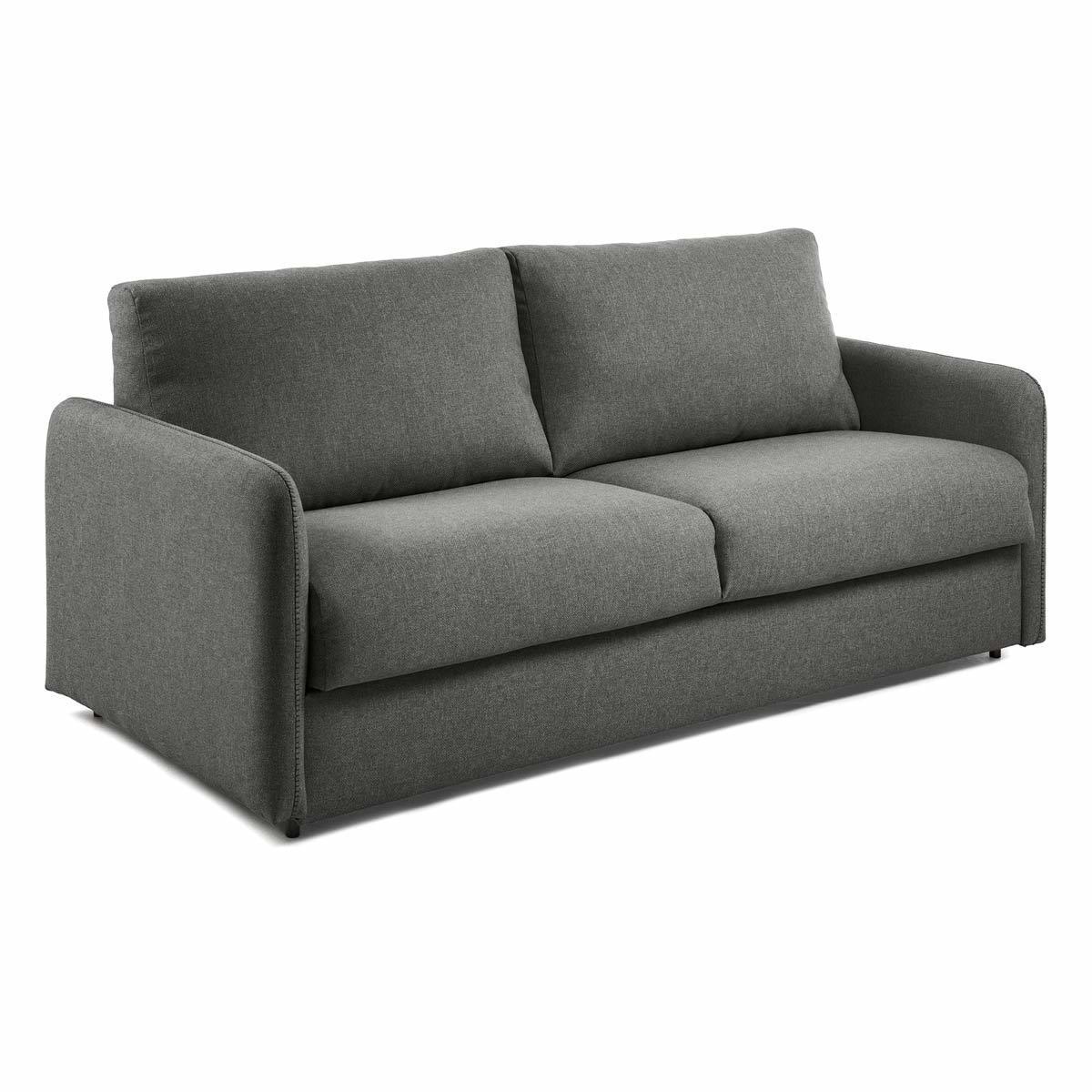 Canapé Lit Convertible Conor En Tissu jR5AL4