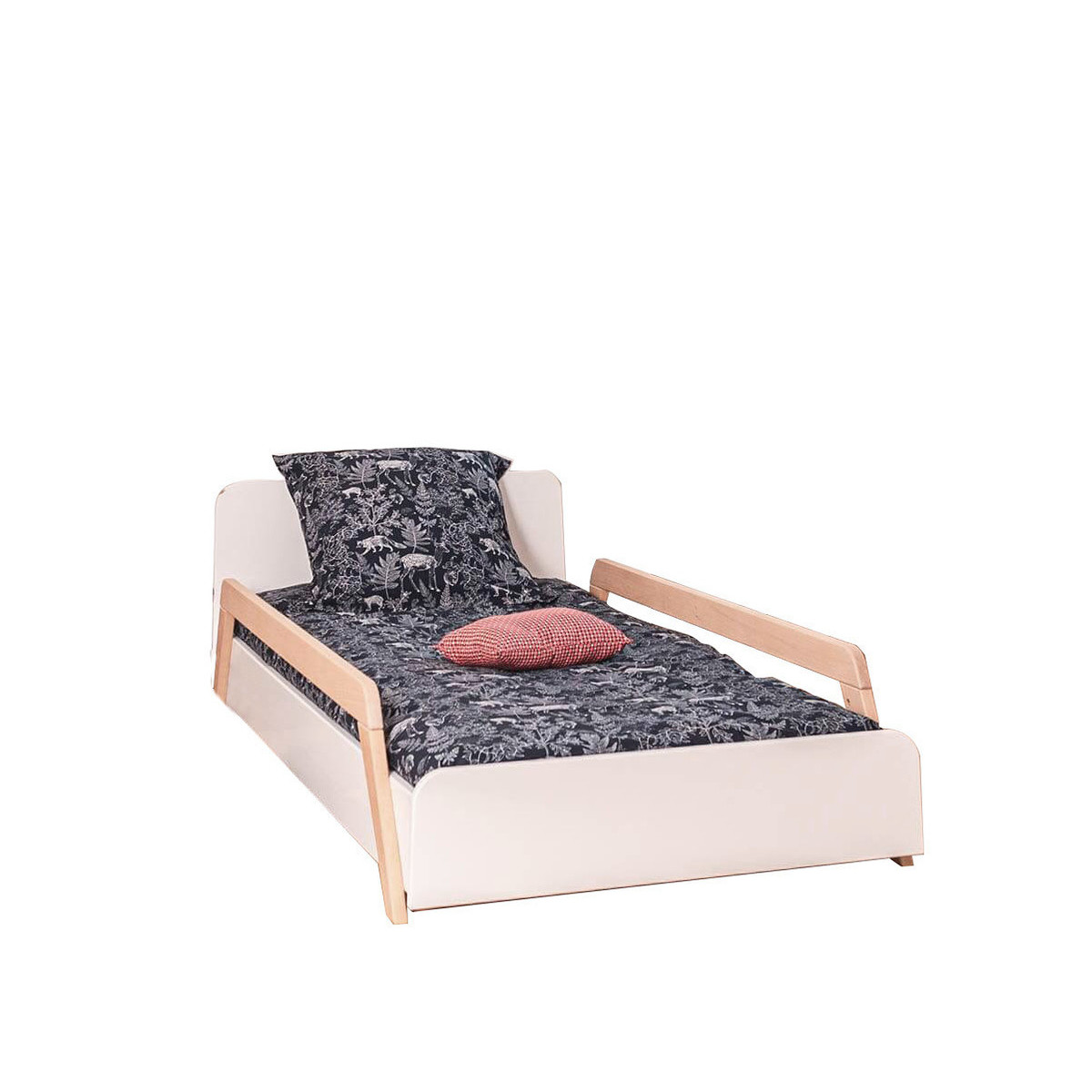 lit enfant avec barrieres tipa
