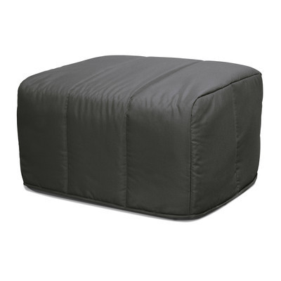 pouf convertible en lit d 39 appoint 74x200 cm tess. Black Bedroom Furniture Sets. Home Design Ideas