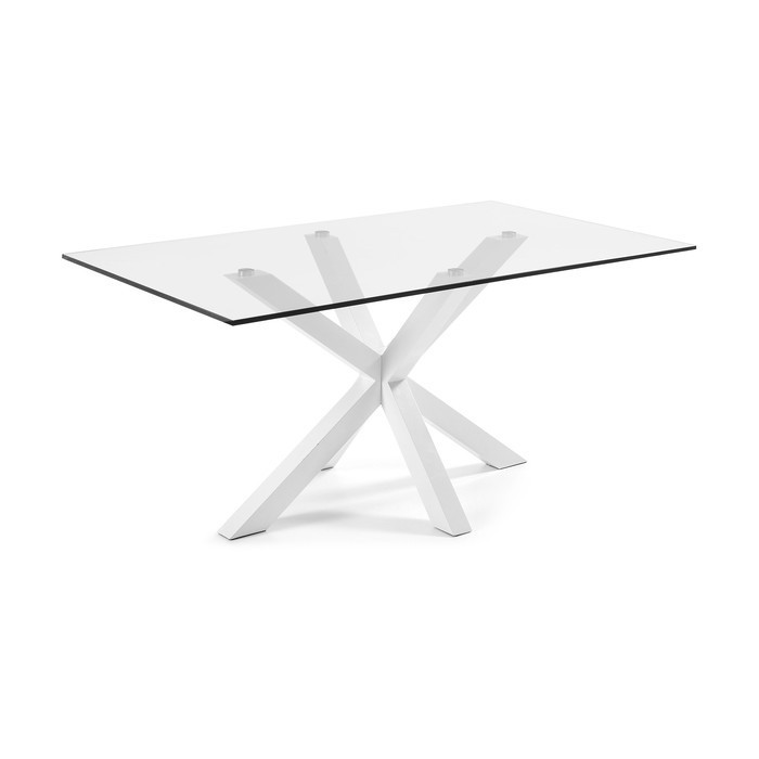 Table en verre Sirius