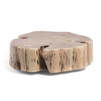 Table basse acacia Natural