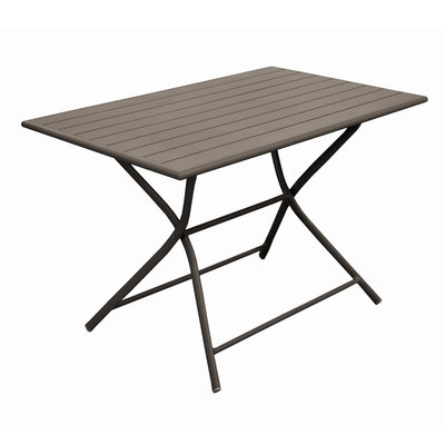 Table pliante rectangulaire Logia
