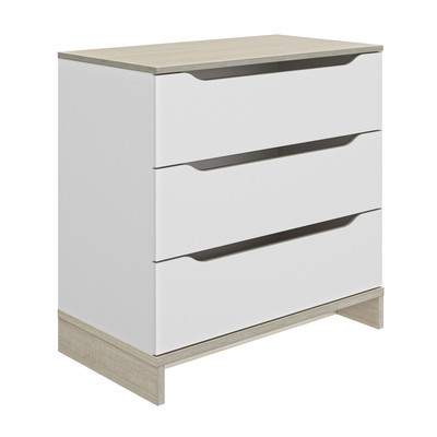 Commode 3 tiroirs Baltic