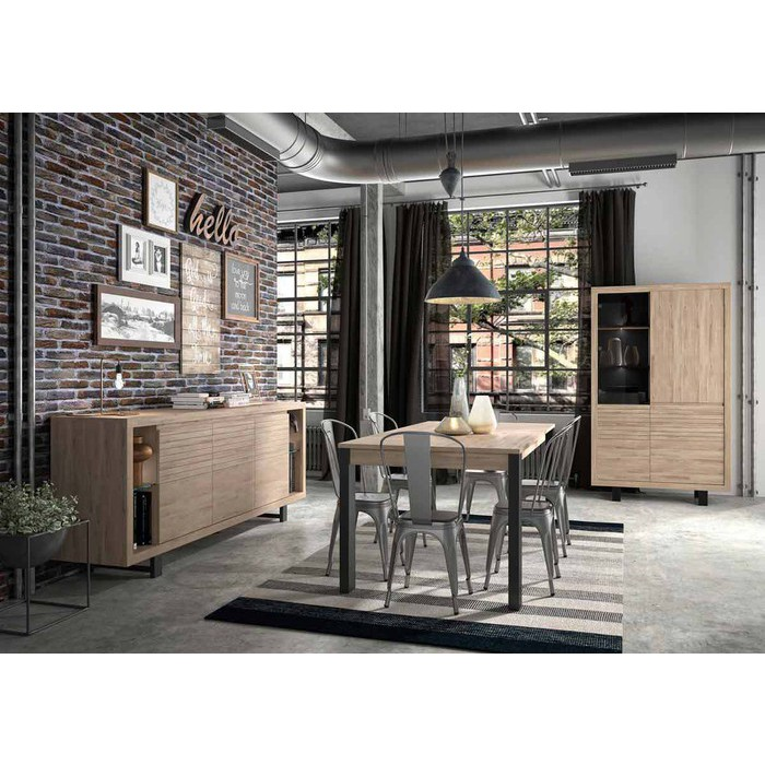 enfilade style industriel collection factory