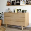 Commode 6 tiroirs Livie
