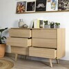 Commode Scandinave en bois